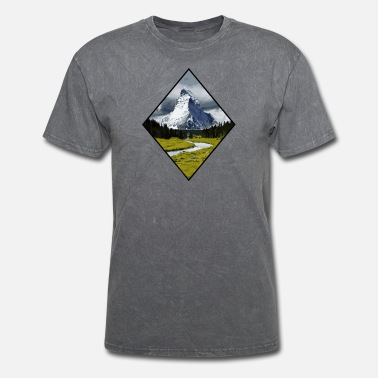 Peak PEAK Mountain peak - Men's T-Shirt