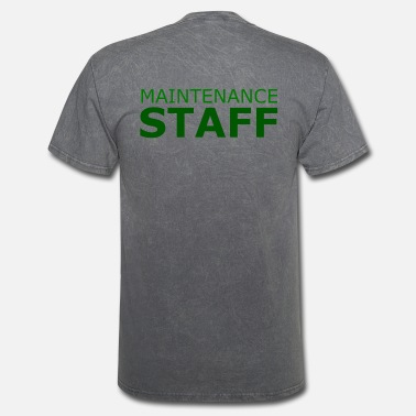 Maintenance Worker Maintenance Staff - Men's T-Shirt