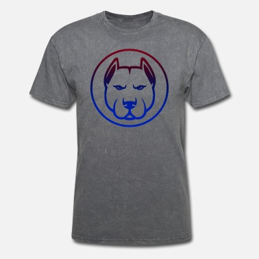Grumpy Kids Grumpy Dog - Gift ideas - Men's T-Shirt