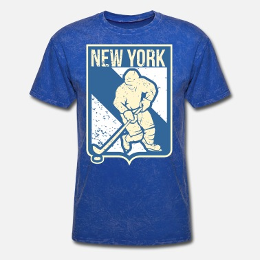 new york hockey - Men's T-Shirt