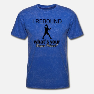 Rebound rebound design - Men's T-Shirt