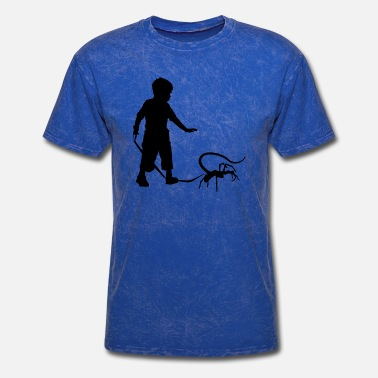 Facehugger My Pet Facehugger - Men's T-Shirt