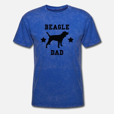 Beagle Dad Beagle Dad - Men's T-Shirt