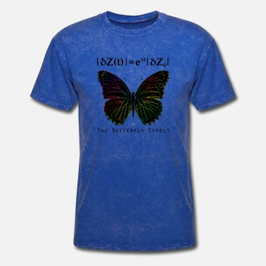 The butterfly theory - Men's T-Shirt