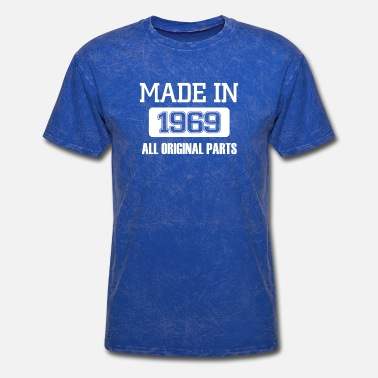 Parts Made in 1969 - Men's T-Shirt