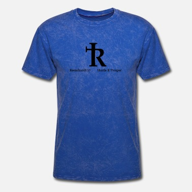 Grind Swag Hustle Reenchurch'17 - Men's T-Shirt