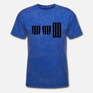 Pedals Pedals With Clutch - Men's T-Shirt