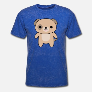 Cute And Kawaii Dog Cute and Kawaii Dog - Men's T-Shirt