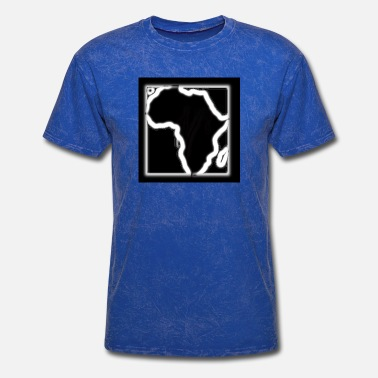 Black Continent Africa - Men's T-Shirt
