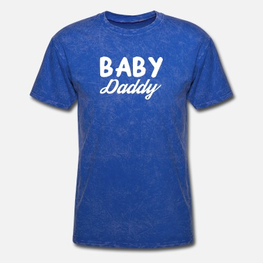 Baby Swag Baby Daddy - Men's T-Shirt