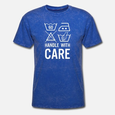 Fragile Handle With Care Handle with care - Men's T-Shirt