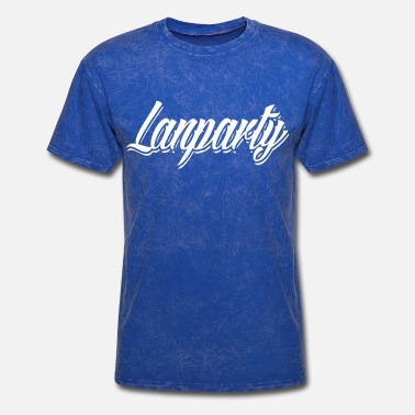 Lanparty lanparty - Men's T-Shirt