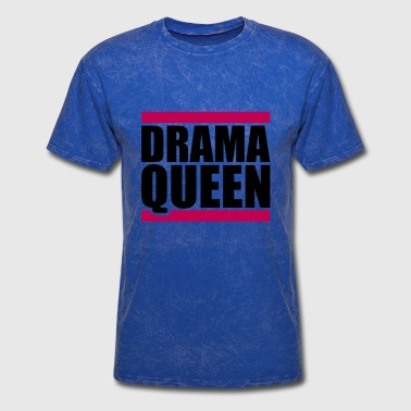 Anger Cool Sayings woman drama queen princess female beam girl sexy q - Men's T-Shirt