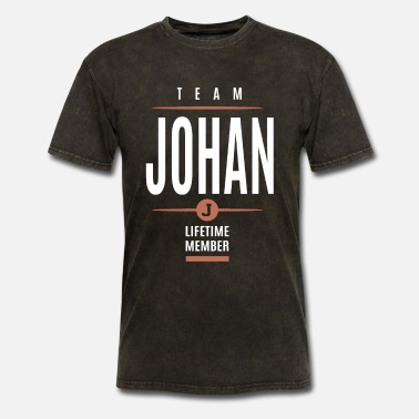Johan Johan Lifetime Member - Men's T-Shirt