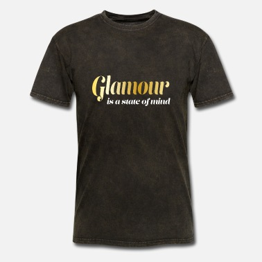 Glamour glamour - Men's T-Shirt