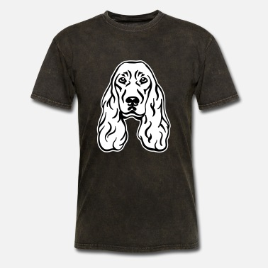 Cocker Spaniel Puppy Cocker Spaniel - Men's T-Shirt