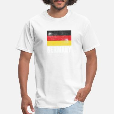 Germany GERMANY FLAG VINTAGE - Men's T-Shirt