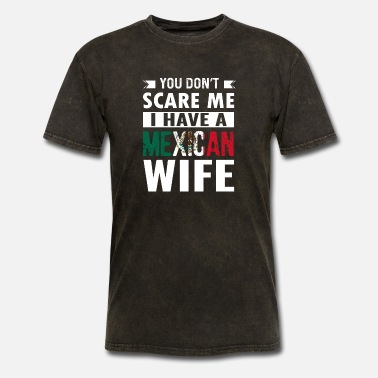 Mexican Mexican Wife - Men's T-Shirt