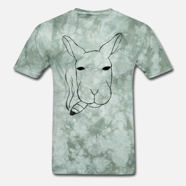 Roos Smokey Roo - Men's T-Shirt