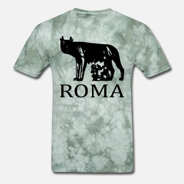 Romulus Remus Roma Design - Men's T-Shirt