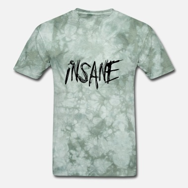 Zombie Romance INSANE - Men's T-Shirt