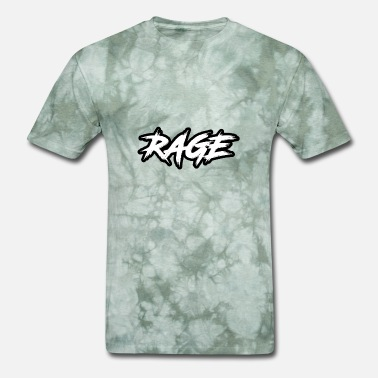 Rage Rage Wrestling Alliance - Men's T-Shirt