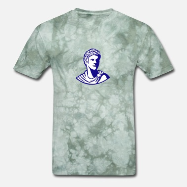 Imperialism Ancient Roman Emperor Looking Side Mascot - Men's T-Shirt