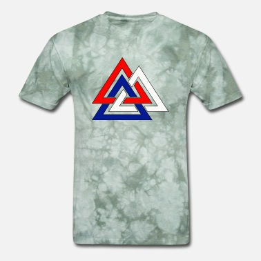 Phallus triangle - Men's T-Shirt