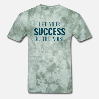 Boxing Mom let your success be the noise 10 - Men's T-Shirt