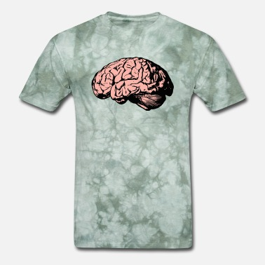 Chemo Brain brain - Men's T-Shirt