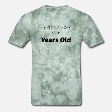 8744c902 Algebra Equation 18th Birthday Men's Premium T-Shirt   Spreadshirt