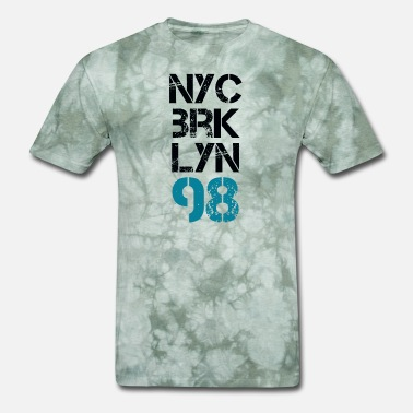 District New York City - Brooklyn - 98 - Men's T-Shirt