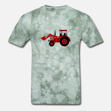 Tractor Kid tractor kids children gift idea - Men's T-Shirt