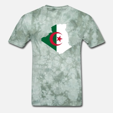 Algeria algeria - Men's T-Shirt