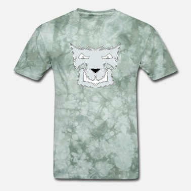 Gray Wolf - Men's T-Shirt
