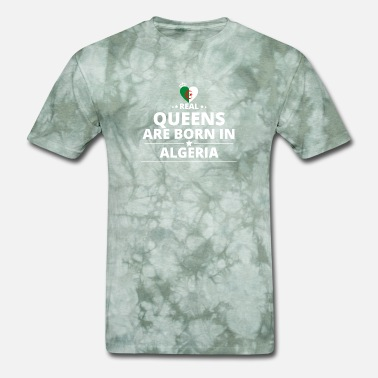 I Love Algeria queens from geschenk i love ALGERIA - Men's T-Shirt