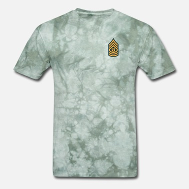 Army Major Rank Insignia Army Corps Command Sergeant Major - Men's T-Shirt