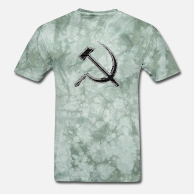 Russian Hammer Hammer and sickle - Men's T-Shirt