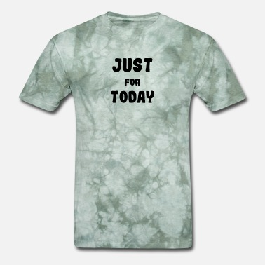 Narcotics Just for today - Men's T-Shirt