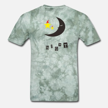 Night Cache night - Men's T-Shirt