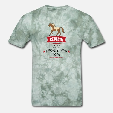 Riding Sayings riding sayings - Men's T-Shirt