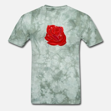Cool Rose Rose - Men's T-Shirt
