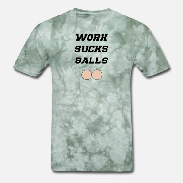 Suck Balls sucks balle - Men's T-Shirt