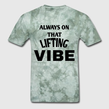 Vibes Apparel VIBE Lifting apparel - Men's T-Shirt