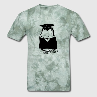 Potato certificate college graduation school high school - Men's T-Shirt