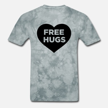 Free Free Hugs Free Hugs - Men's T-Shirt