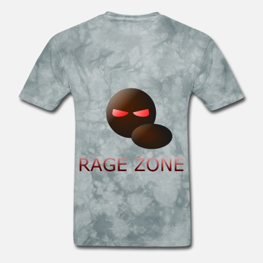 Rage RageZone Head - Men's T-Shirt