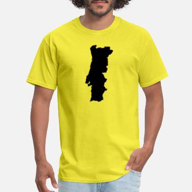 Portugal Portugal map - Men's T-Shirt