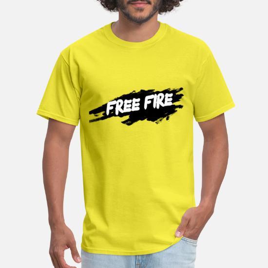 free fire logo Men's T-Shirt | Spreadshirt