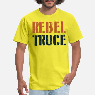 Truce REBEL TRUCE - Men's T-Shirt